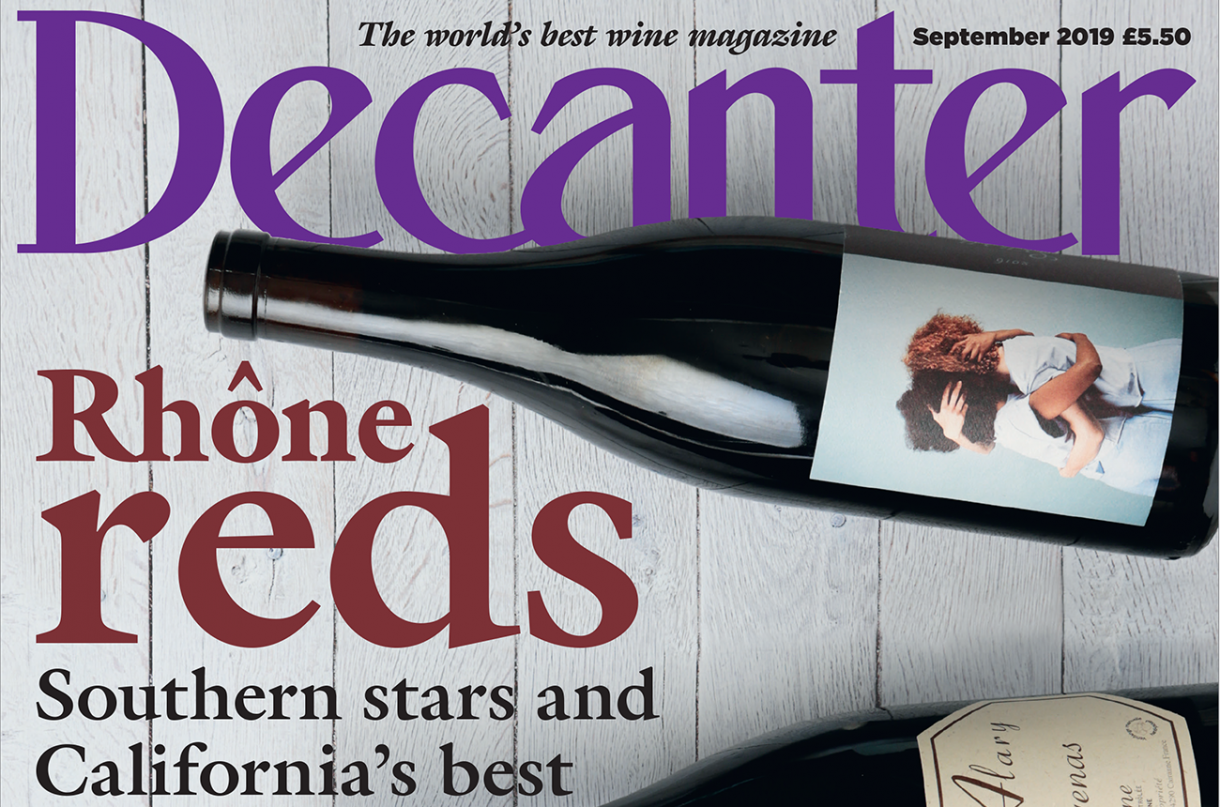 Decanter September 2019